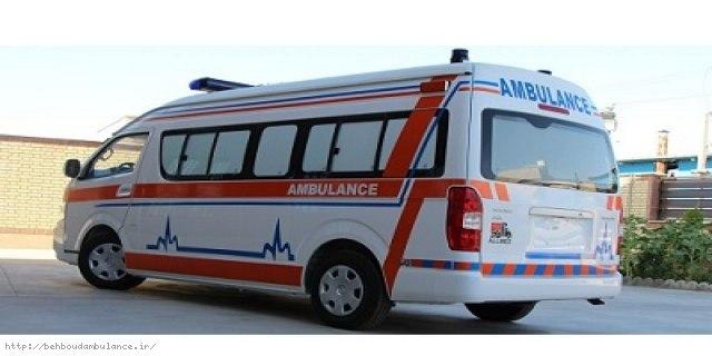 تجهیزات آمبولانس خصوصی,تجهیزات,تجهیزات آمبولانس,آمبولانس تیپ a